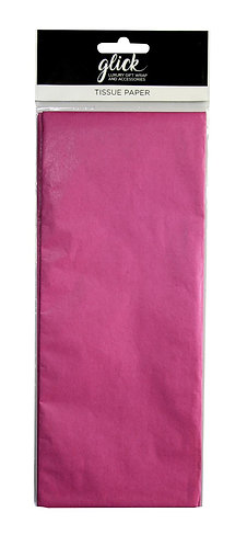 Glick -  Hot Pink Tissue Paper