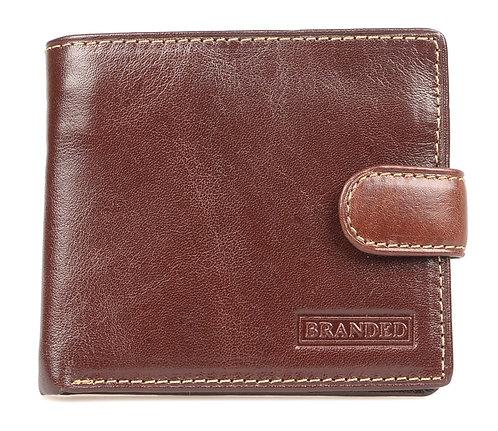 Golunski Brown Leather Wallet