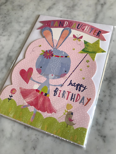Hotchpotch - Granddaughter Birthday