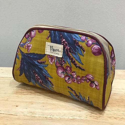 POM Floral Print Make Up Bag