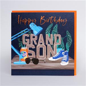 Belly Button - Grandson Birthday