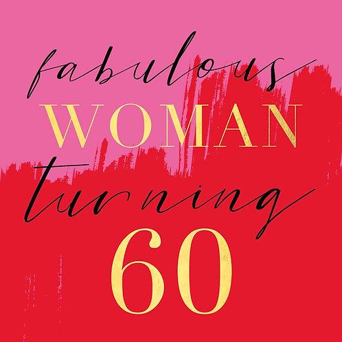 Hammond Gower - Fabulous Woman Turning 60