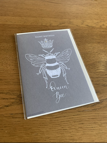 The Handcrafted Card Company - Queen Bee