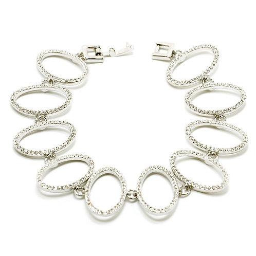 VIP - Open Oval Link Bracelet