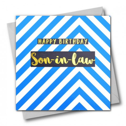 Claire Giles - Son-In-Law Birthday