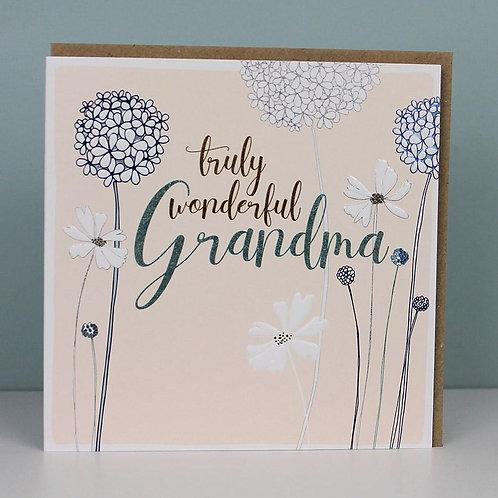 Molly Mae - Truly Wonderful Grandma