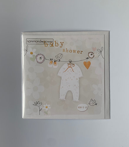 Hammond Gower - Baby Shower