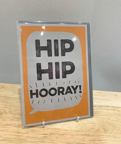 Think Of Me - Hip Hip Hooray! (Orange)