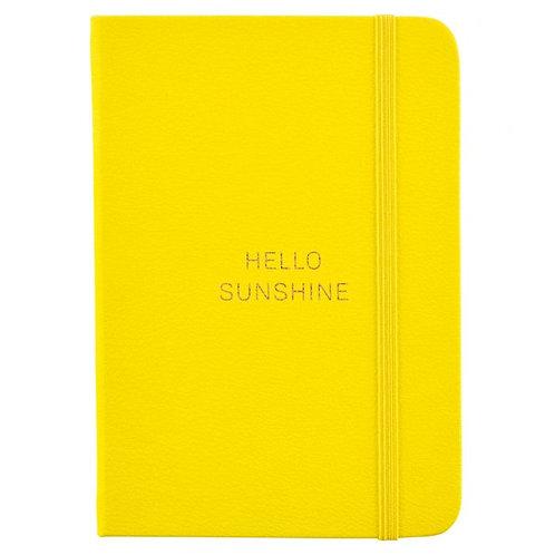 Busy B Hello Sunshine A6 Notebook