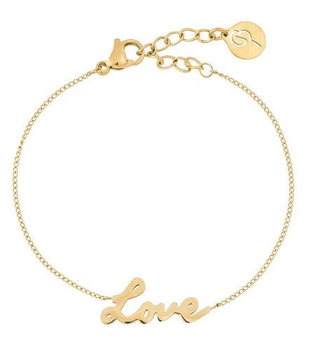 Edblad Love Bracelet - Gold