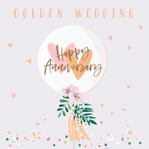 Belly Button - Golden Wedding