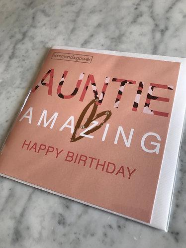 Hammond Gower - Amazing Auntie