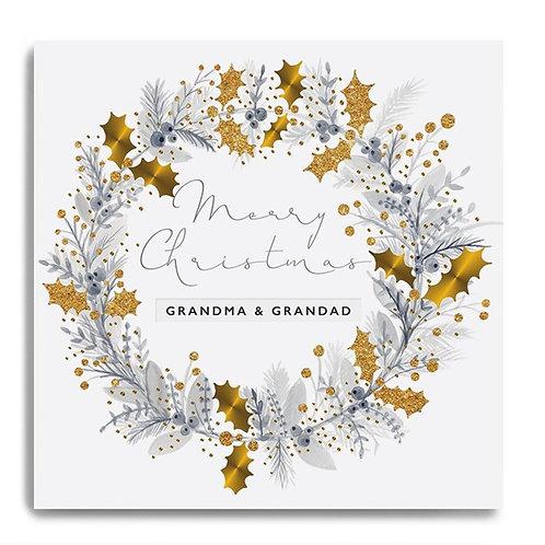 Janie Wilson Xmas - Grandma & Grandad