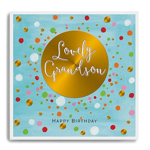 Janie Wilson - Lovely Grandson Birthday