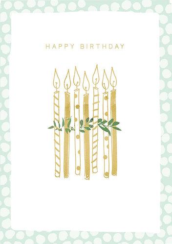 Hammond Gower -   Happy Birthday Candles