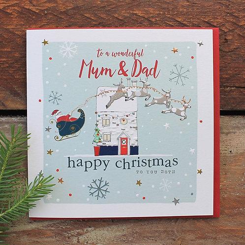 Molly Mae Xmas - Wonderful Mum & Dad