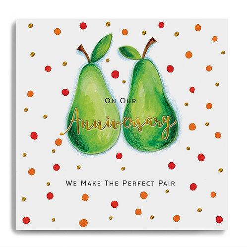 Janie Wilson - Perfect Pair Our Anniversary