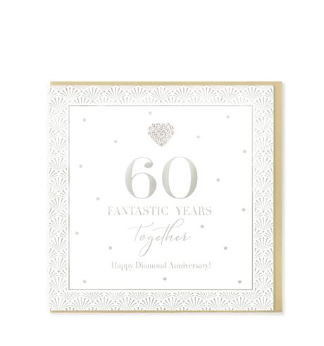 Hearts Designs - Diamond Anniversary