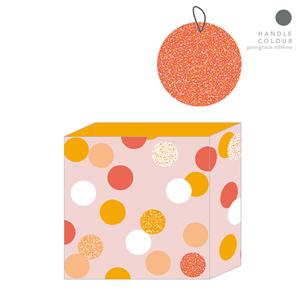 Belly Button - Medium Polka Dot Gift Bag
