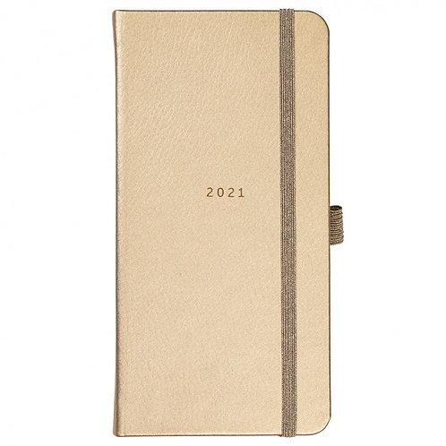 Busy B - Slim Diary (Rose Gold)