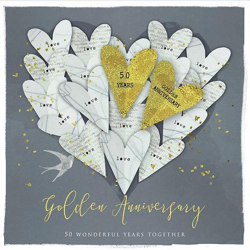 Hammond Gower - Golden Anniversary