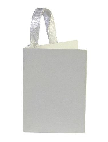 Glick - White Pearl Gift Tag