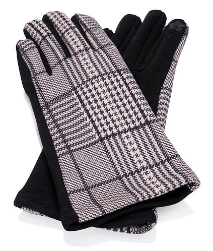 Franchetti Bond - Checked Gloves
