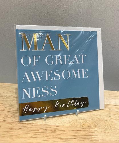 Hammond Gower - Man Of Great Awesomeness