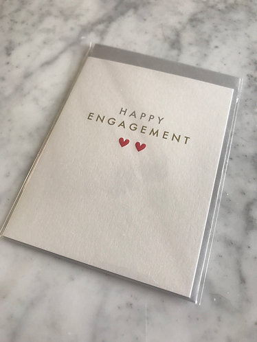 Think of Me - Happy Engagement