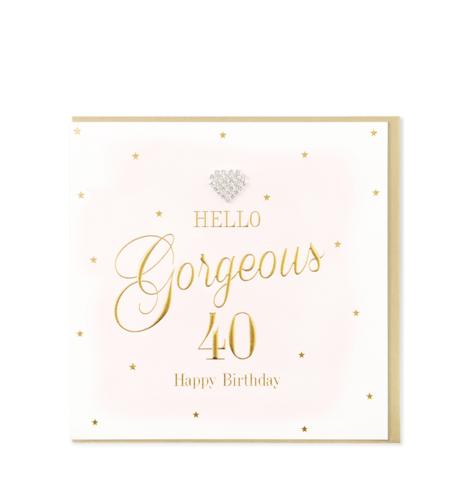 Hearts Designs - Gorgeous 40
