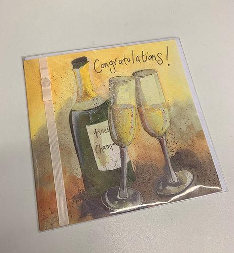 Alex Cark - Congratulations (Large Card)