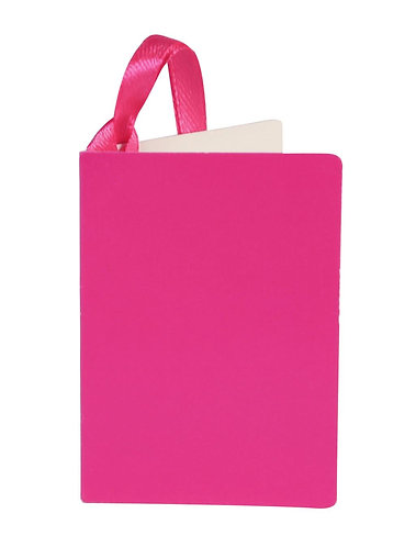 Glick - Hot Pink Gift Tag