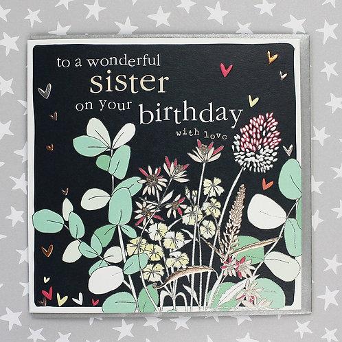 Molly Mae - Wonderful Sister Birthday