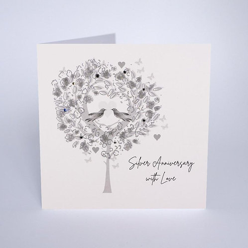 Five Dollar Shake - Silver Anniversary With Love (Tree)