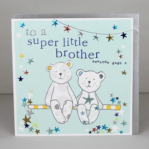 Molly Mae - Super Little Brother