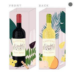 Belly Button - Fine Wine Bottle Bag
