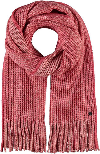 Fraas - Coral Cuddly knitted scarf