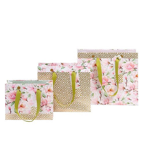 Artebene - Assorted Magnolia Gift Bags