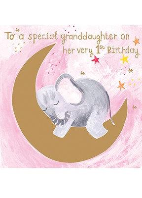 Paper Salad - Granddaughter 1st Birthday