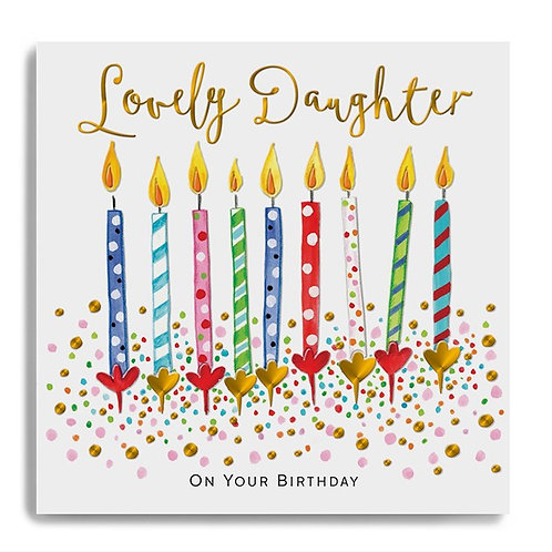 Janie Wilson - Lovely Daughter Birthday