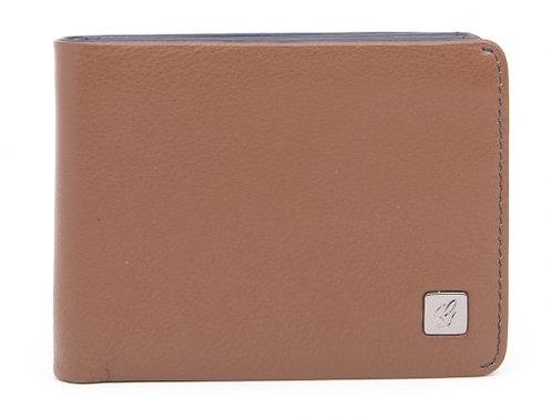 Golunski Tan Leather Wallet