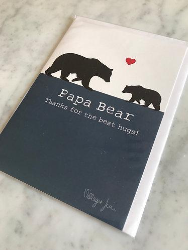 Papa Bear Best Hugs