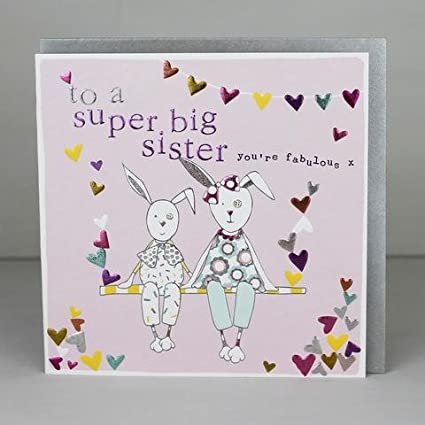 Molly Mae  Super Big Sister Card
