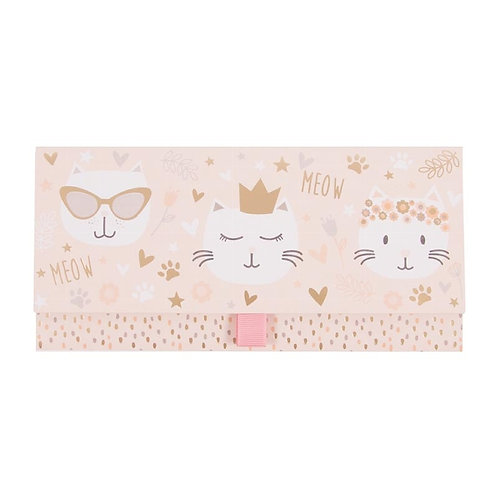ARTEBENE Cats Money Wallet