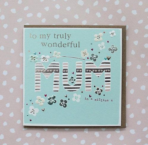 Molly Mae - Truly Wonderful Mum