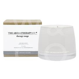 Breathe Therapy Candle Rosemary & Peppermint