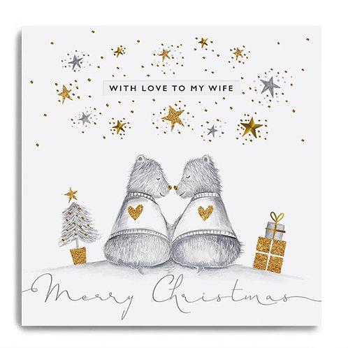 Janie Wilson Xmas - To My Wife