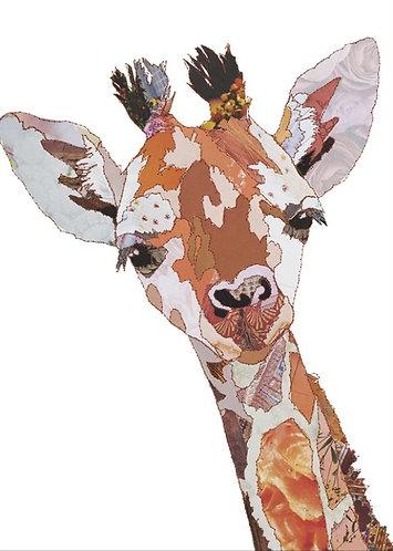 Catherine Kleeli - Giraffe