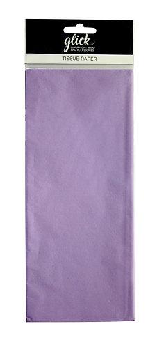 Glick - Lilac Tissue Paper