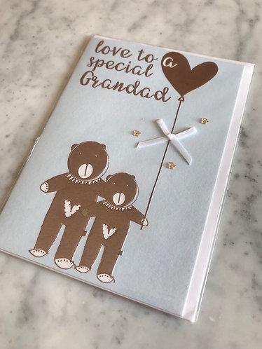 Laura Sherratt - Special Grandad